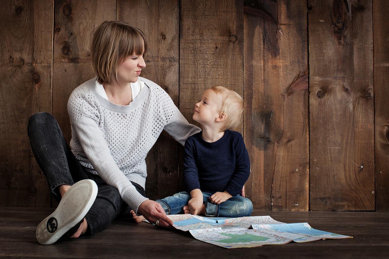 """""""Die kleinste Familie der Welt"""" von Bernadette Conrad"""