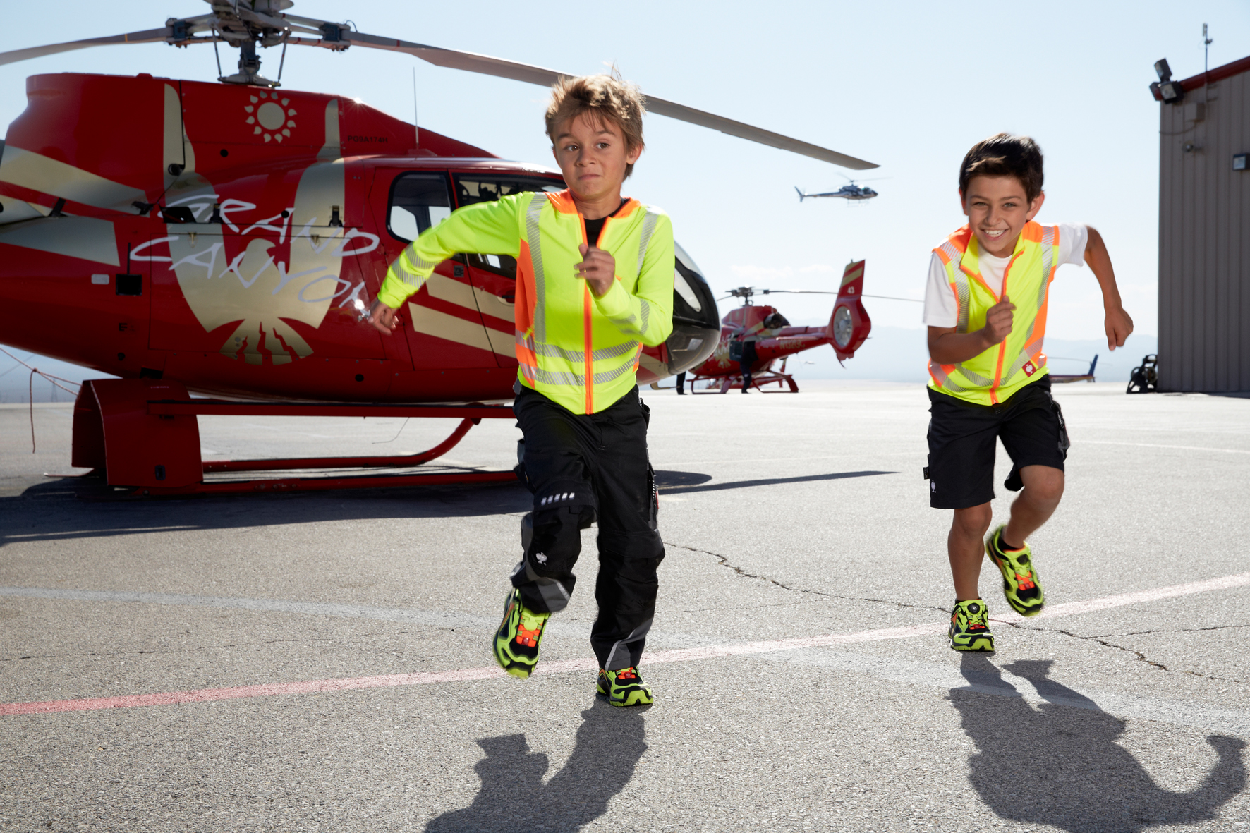 Outdoorkleidung für Kinder | Bild: engelbert strauss